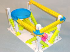 Paper roller coaster teacher information for Free printable paper roller coaster templates